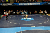 NCAA Championships - Day 2 (March 12, 2016)